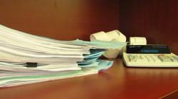 企业委托财税代理机构进行旧账乱账梳理,需提供哪些材料?